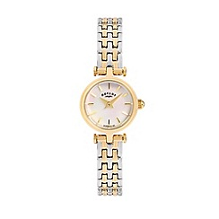 Rotary - Ladies gold bracelet watch