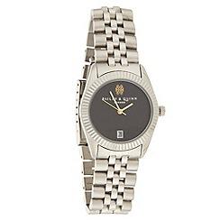 Bailey & Quinn - Ladies silver bracelet watch