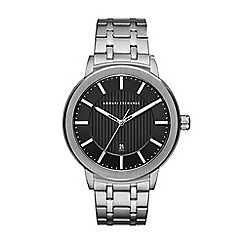 Armani Exchange - Men's silver watch