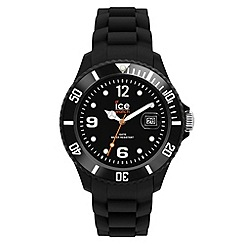 ICE - Unisex small black 'Forever' watch