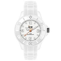 ICE - Unisex watch forever - white mini
