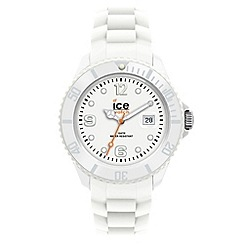 ICE - Unisex watch forever - white small