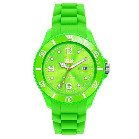 Ice - Unisex watch forever - green big