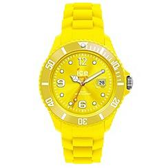 ICE - Unisex watch forever - orange small