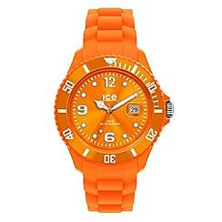 ICE - Unisex watch forever - orange big