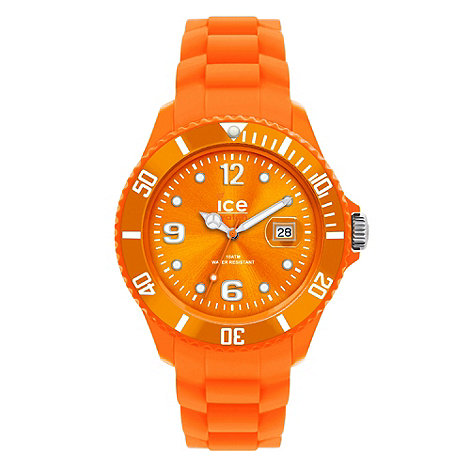 Ice - Unisex watch forever - orange big
