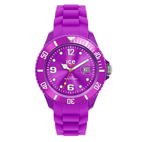 Ice - Unisex watch forever - purple small