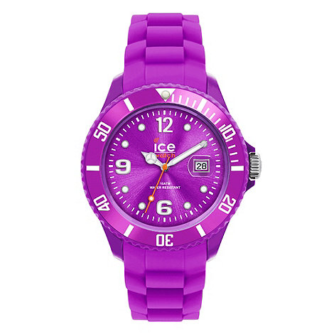 Ice - Unisex watch forever - purple Unisex watch