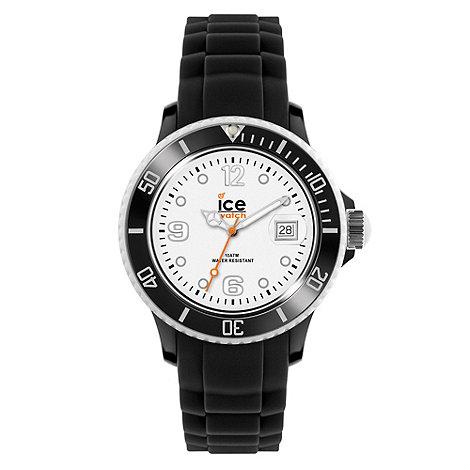 Ice - Unisex watch white - black / white big