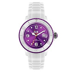 ICE - Unisex watch white - white / purple small