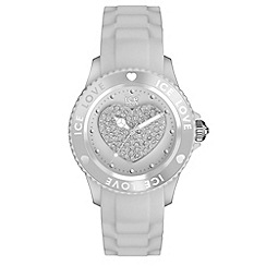 ICE - Unisex watch love - white