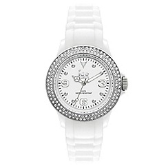 ICE - Unisex watch star - white