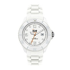 ICE - Unisex watch forever - white big
