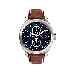 Boss Orange - Men's brown 'Cape Town' watch 1550027