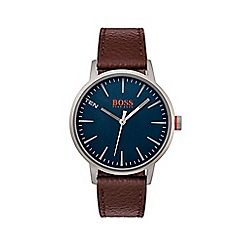 Boss Orange - Men's brown 'Copenhagen' watch 1550057