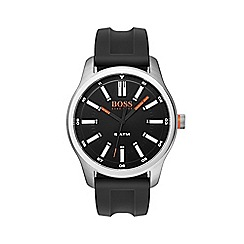 Boss Orange - Men's black 'dublin' watch 1550042