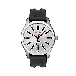 Boss Orange - Men's black 'Dublin' watch 1550043
