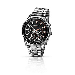 Sekonda - Silver gents chronograph watch