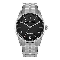 Ben Sherman - Men's silver bracelet watch