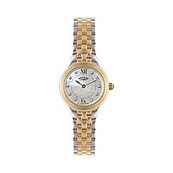 Rotary - Ladies two tone bracelet watch lb02761/41
