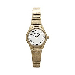 Rotary - Ladies gold plated expander lb00762