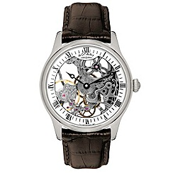 Rotary - Men's automatic strap watch