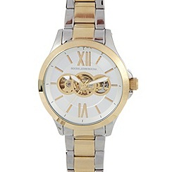 RJR.John Rocha - Designer men's stainless steel two tone watch