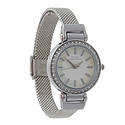 RJR.John Rocha - Designer ladies silver mesh watch