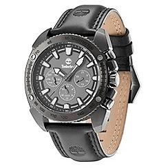 Timberland - Men's black 'Bennington' watch
