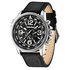 Timberland - Men's black 'Campton' watch