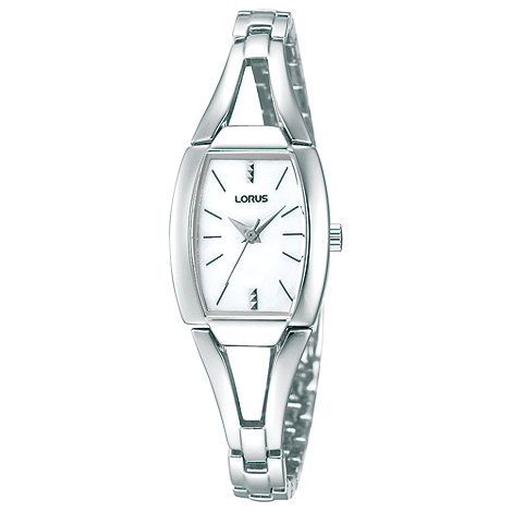 Lorus - Ladies stainless steel watch