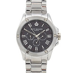 Jeff Banks - Men's designer rivet case watch