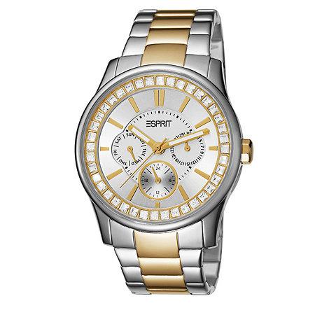 Esprit - Ladies stainless steel multifunction bracelet watch