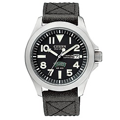 Citizen - Men's Eco-Drive royal marines commandos super tough watch