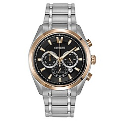 Citizen - Men's Eco-Drive titianium watch