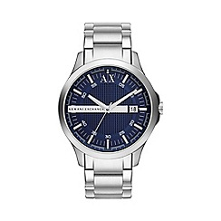 Armani Exchange - Men's stainless steel bracelet watch