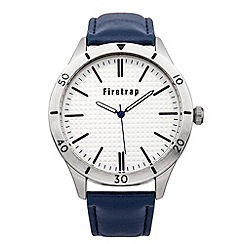 Firetrap - Men's blue strap watch