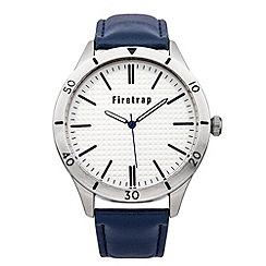 Firetrap - Men's blue strap watch