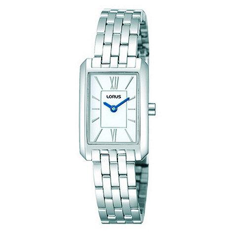 Lorus - Ladies silver bracelet watch