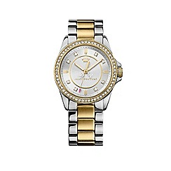 Juicy Couture - Silver bracelet watch