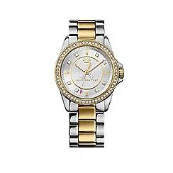 Juicy Couture - Silver bracelet watch