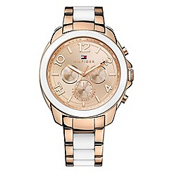 Tommy Hilfiger - Ladies stainless steel bracelet watch