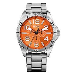 Boss Orange - Gent's stainless steel bracelet watch