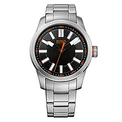 Boss Orange - Gent's stainless steel bracelet watch