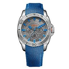 Boss Orange - Gent's blue strap watch