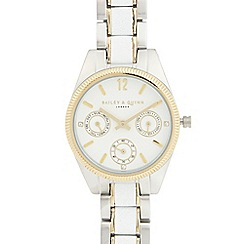 Bailey & Quinn - Ladies rose gold plated multi dial watch