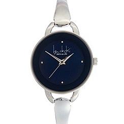 Principles by Ben de Lisi - Designer ladies silver plated bracelet watch