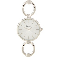 Principles by Ben de Lisi - Designer ladies silver chain watch