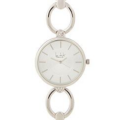 Principles by Ben de Lisi - Designer ladies silver chain watch