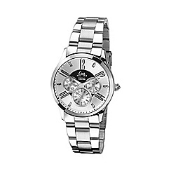 Limit - Men's Centenary collection silver coloured bracelet watch.